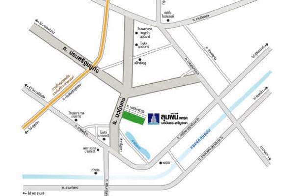 ลุมพินี พาร์ค นวมินทร์-ศรีบูรพา อาคาร A1 [Lumpini Park Nawamin - Si Burapha Building A1]