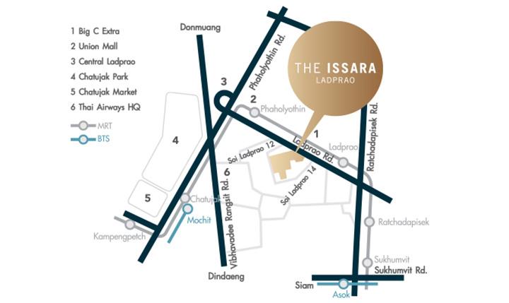 ดิ อิสสระ ลาดพร้าว [The Issara Ladprao]