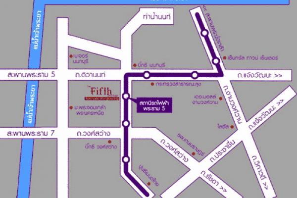 เดอะ ฟิฟท์ อเวนิว รัชดา-วงศ์สว่าง อาคาร 1 [The Fifth Avenue Ratchada-Wongsawang Building 1]