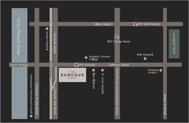 เดอะ แบงค็อค สาทร [The Bangkok Sathorn]
