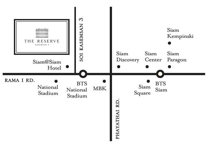 เดอะ รีเซิร์ฟ เกษมสันต์ 3 อาคาร A [The Reserve - Kasemsan 3 Building A]