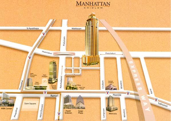 แมนฮัตตัน ชิดลม [Manhattan Chidlom]