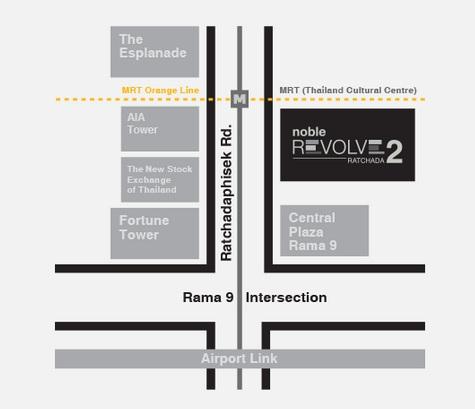 โนเบิล รีวอลฟ์ รัชดา 2 [Noble Revolve Ratchada 2]