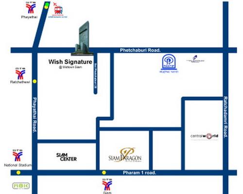 วิช ซิกเนเจอร์ แอท มิดทาวน์ สยาม [Wish Signature @ Midtown Siam]