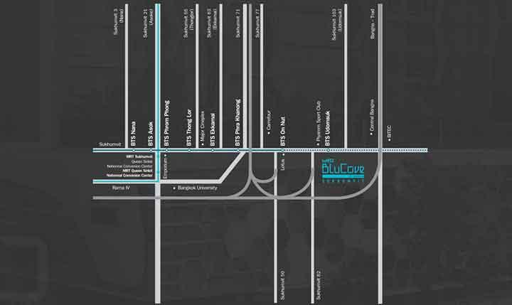 ไอดีโอ บลูโคฟ สุขุมวิท อาคาร A [Ideo Blucove Sukhumvit Building A]