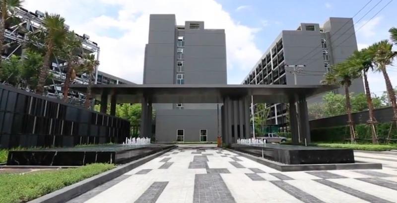 เอ สเปซ มี สุขุมวิท 77 อาคาร 1 [A Space ME Sukhumvit 77 Building 1]