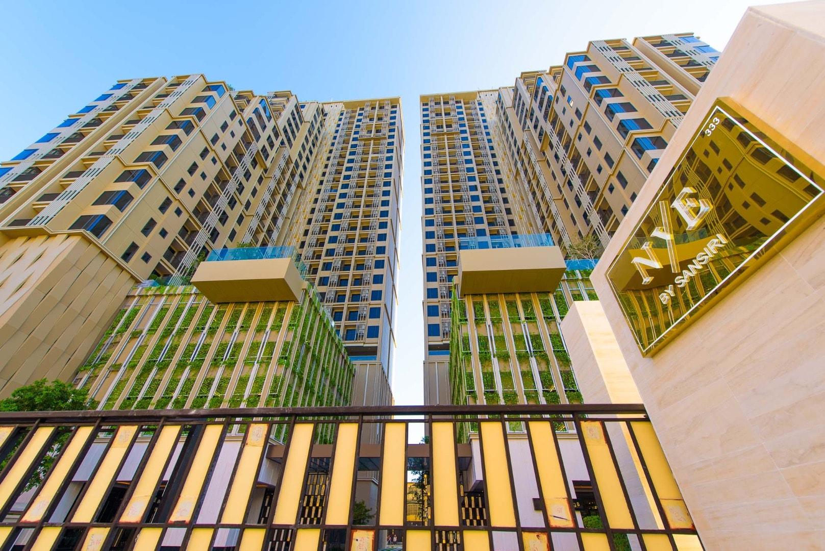 นายน์ บาย แสนสิริ [Nye by Sansiri] อาคาร 1