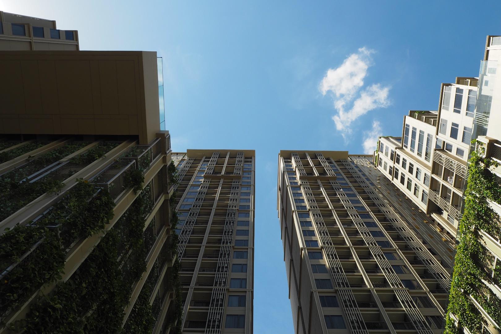 นายน์ บาย แสนสิริ [Nye by Sansiri] อาคาร 2