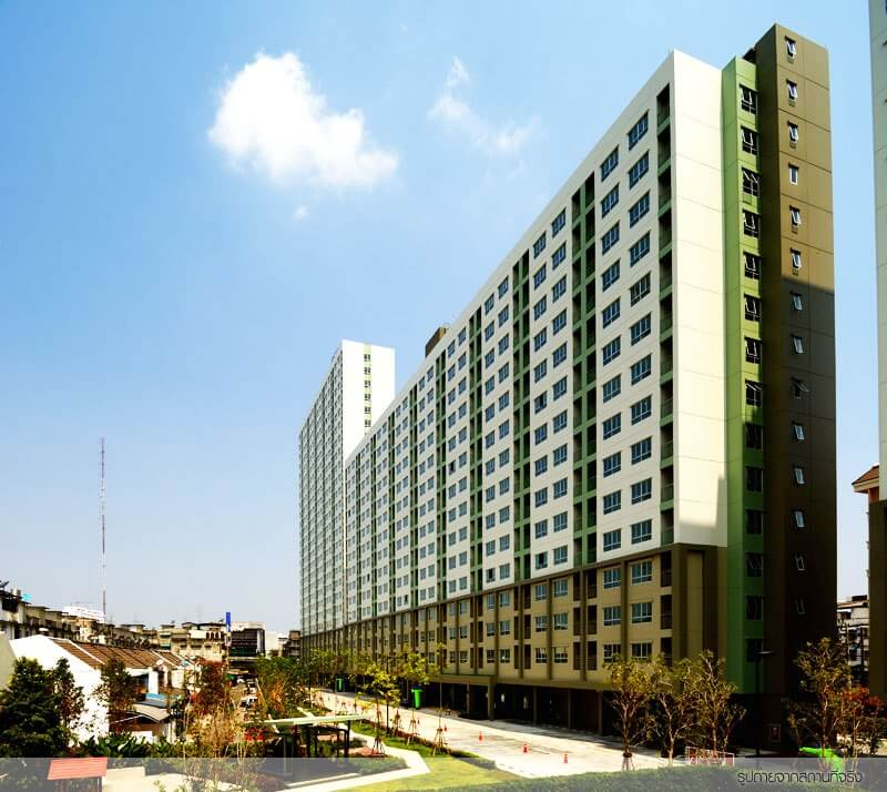 ลุมพินี วิลล์ รามคำแหง 60/2 อาคาร A [Lumpini Ville Ramkhamhaeng 60/2 Building A]