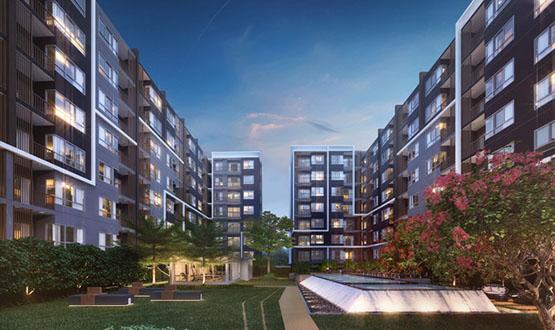 คอนโด ฮอลล์มาร์ค แจ้งวัฒนะ อาคาร 1 (Hallmark Chaengwattana Building 1)