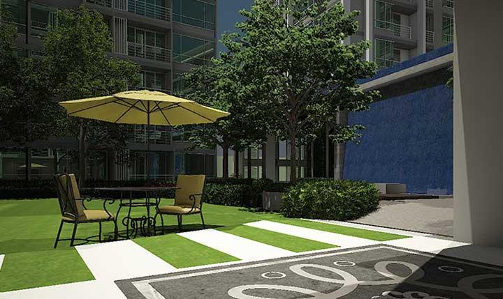 เมย์แฟร์ เพลส สุขุมวิท 64 [Mayfair Place Sukhumvit 64]อาคาร1