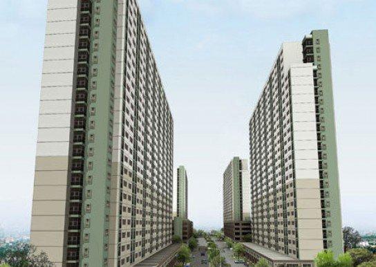 ลุมพินี คอนโดทาวน์ รามอินทรา-นวมินทร์ อาคาร 1 ทาวเวอร์ A [Lumpini Condo Town Ramindra-Nawamin Building 1 Tower A]