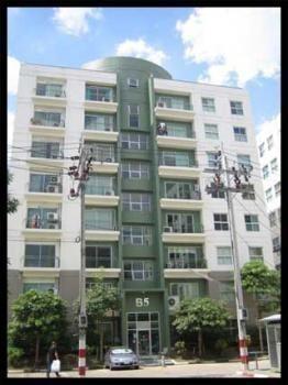 พาร์ควิว วิภาวดี หลักสี่ เฟส 1 อาคาร 1 [Park View Viphawadi Laksi Phase 1 Building 1]