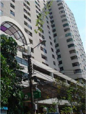 โชคชัยร่วมมิตร คอนโดมิเนียม (วิภาวดีรังสิต 16) [Chokchai Ruammit Condominiums (Vibhavadi Rangsit 16)]