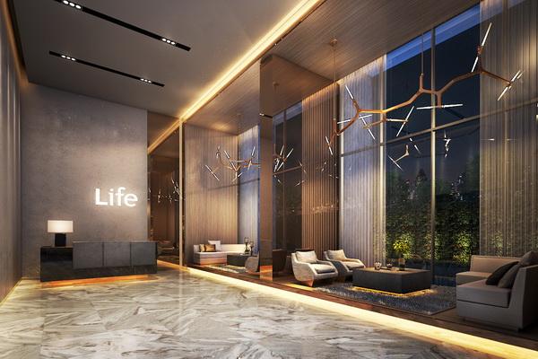 ไลฟ์ สุขุมวิท 48 [Life Sukhumvit 48] อาคาร S