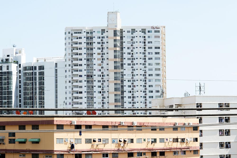 ซิตี้ โฮม สุขุมวิท [City Home Sukhumvit] อาคาร 1