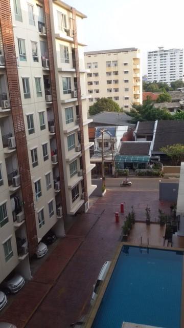 รีเจ้นท์ โฮม 12 ลาดพร้าว 41 อาคาร 1 [Regent Home 12 Ladprao 41 Building 1]