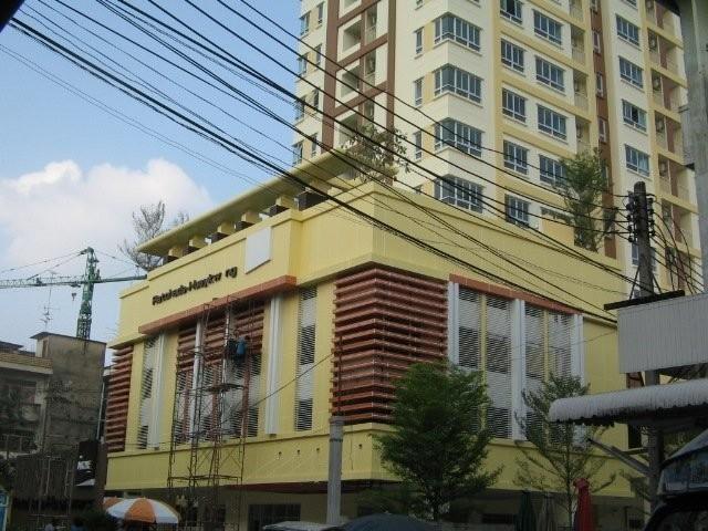 เดอะ นิช รัชดา-ห้วยขวาง [The Niche Ratchada - Huay Kwang]