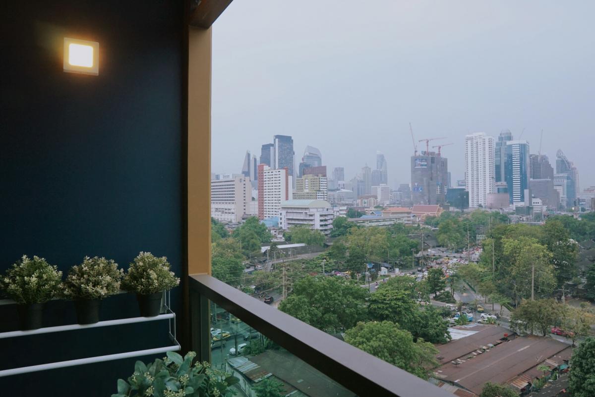 ลุมพินี สวีท เพชรบุรี-มักกะสัน [Lumpini Suite Phetchaburi-Makkasan]