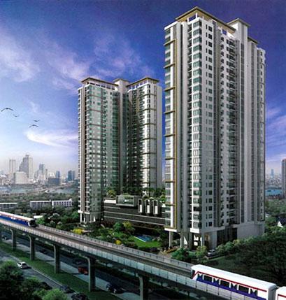 เดอะ พาร์คแลนด์ ตากสิน – ท่าพระ [The Parkland Taksin – Thapra] อาคาร B