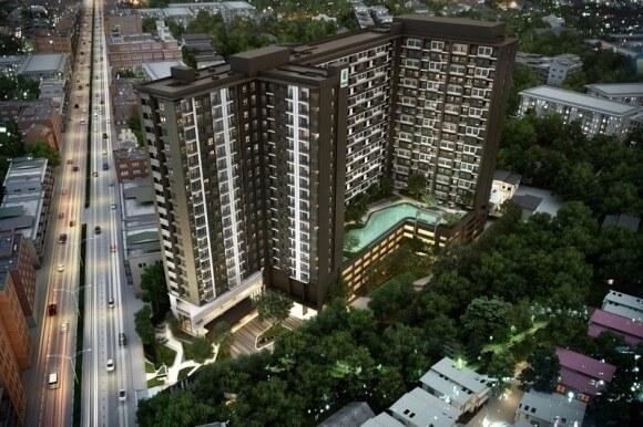 เดอะ พาร์คแลนด์ ตากสิน – ท่าพระ อาคาร A [The Parkland Taksin – Thapra Building A]