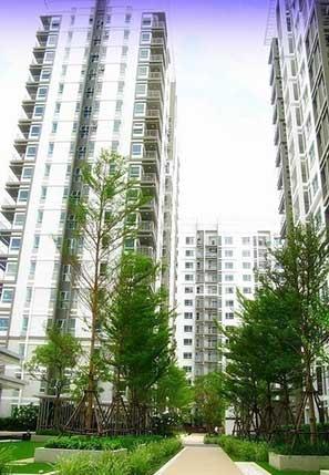 เดอะ รูม รัชดา – ลาดพร้าว อาคาร B [The Room Ratchada-Ladprao Building B]