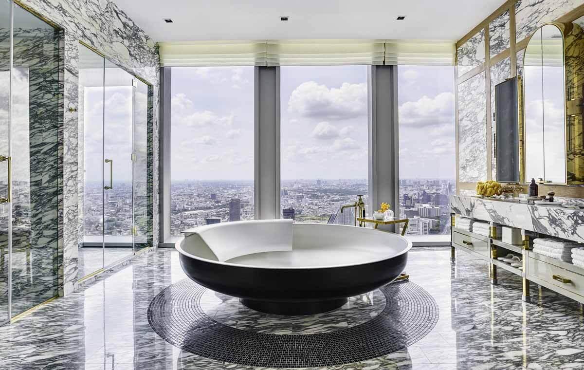 เดอะ ริทซ์-คาร์ลตัน เรสซิเดนเซส บางกอก [The Ritz-Carlton Residences Bangkok]
