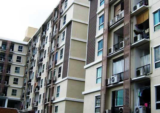 รีเจ้นท์ โฮม 5 รัชดา 19 [Regent Home 5 Ratchada 19] อาคารA