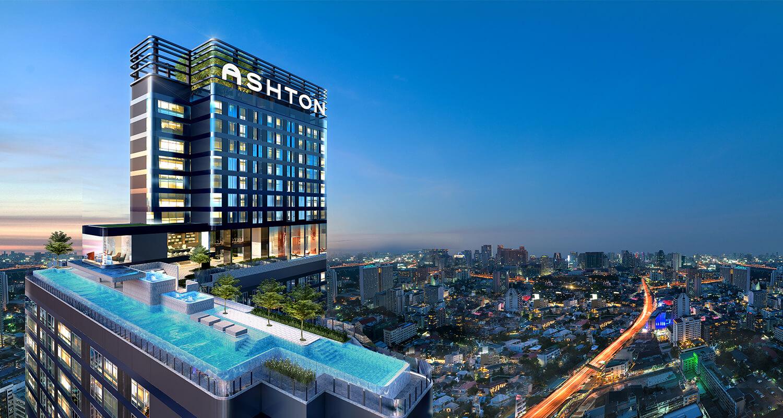 แอชตัน จุฬา-สีลม [Ashton Chula-Silom]