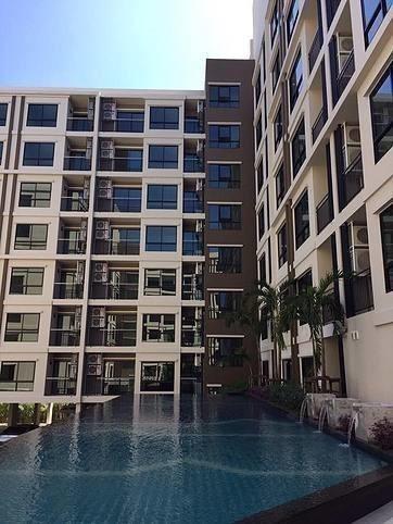 ศุภาลัย ซิตี้ รีสอร์ท สถานีแบริ่ง สุขุมวิท 105 [Supalai City Resort Bearing Station Sukumvit 105] อาคาร A