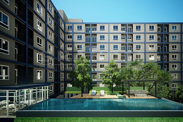 คอนโด ยู วิภา - ลาดพร้าว [CONDO U Vipha – Ladprao] อาคาร B