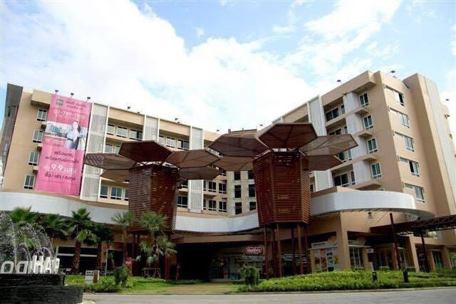 แฮปปี้ ลาดพร้าว 101 อาคาร A [Happy Ladprao 101 Building A]