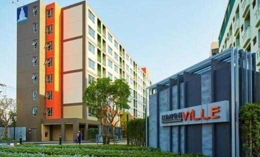 ลุมพินี วิลล์ สุขุมวิท 76 – แบริ่ง สเตชั่น [Lumpini Ville Sukhumvit 76 – Bearing Station ] อาคาร A