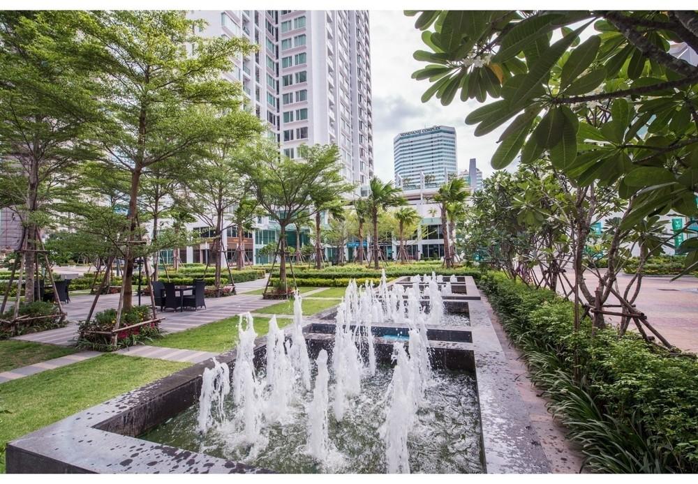 ทีซี กรีน พระราม 9 [TC Green Rama 9] อาคาร A