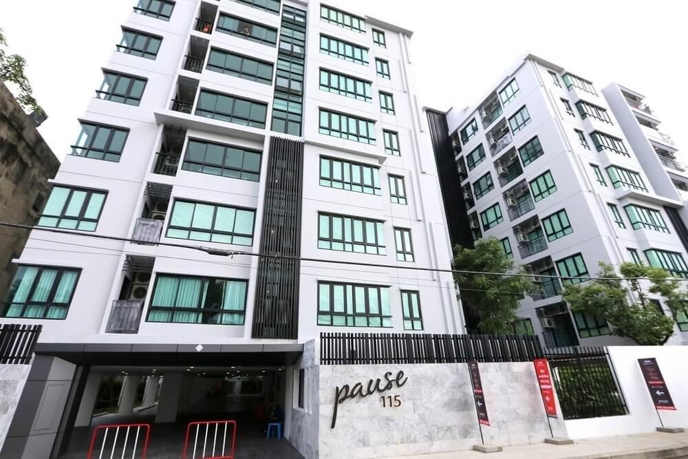 พอส สุขุมวิท 115 อาคาร A [Pause Sukhumvit 115 Building A]