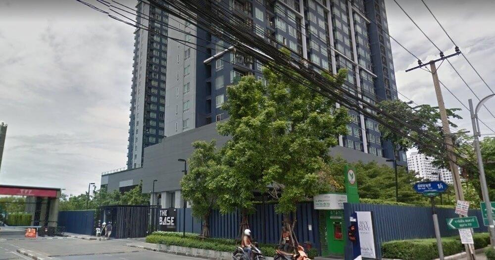 เดอะ เบส สุขุมวิท 77 [THE BASE SUKHUMVIT 77] อาคาร A